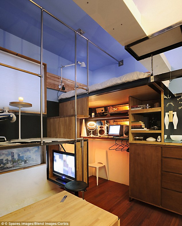 Size DOES matter microapartments may be linked to