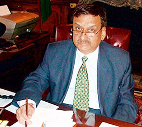 Prabhu Dayal was India's Consul General in New York from September 2008 to February 2013