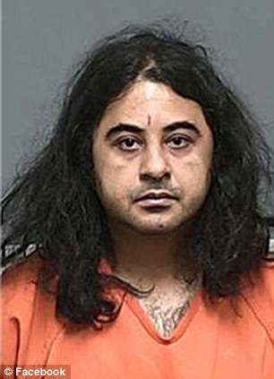 Senaz's husband Nima Nassiri has been charged with second-degree murder