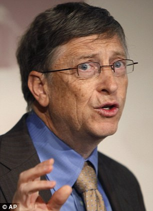 Philanthropist: Gates has donated $28 billion to the Bill & Melinda Gates Foundation