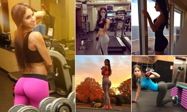 Jen Selter is Instagram hit with amazing rear end and 13