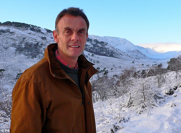 Businessman Paul Lister has plans similar to those rolled out in Tuscany, and wants to reintroduce wolves into the Scottish wilds, on his Alladale estate