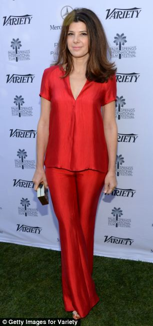 Melissa McCarthy At Variety Party While Marisa Tomei Wows