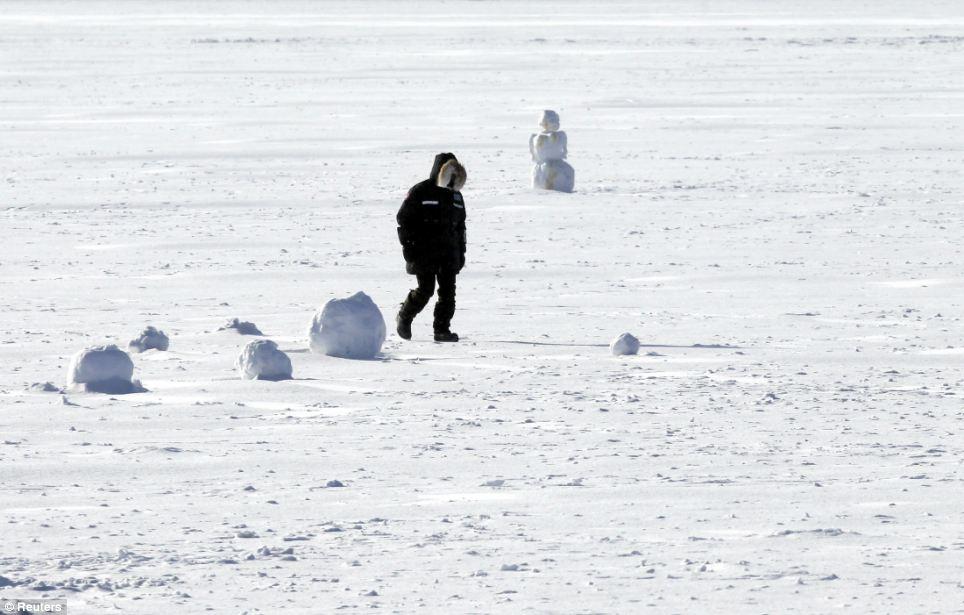 'Polar vortex' causes coldest temperatures in 20 years for