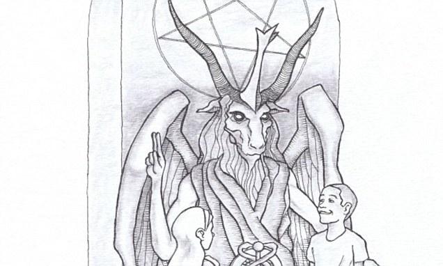 Satan worshipers want statue of devil as Baphomet put at