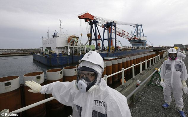 Source: Could Fukushima's ongoing crisis be the reason the US is experiencing abnormally high radiation levels?