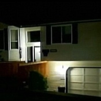 House of horror: Neighbors reported hearing cries come from the home in Silverdale, Washington