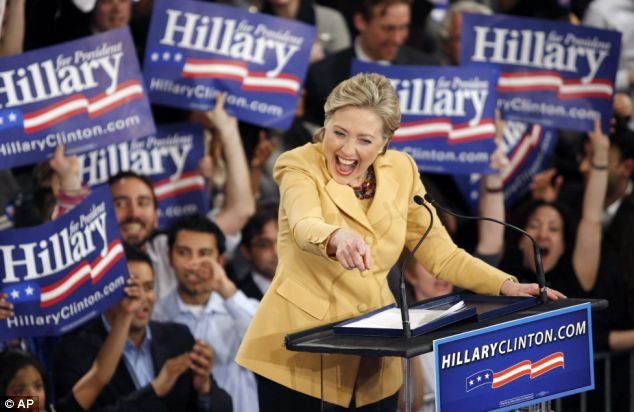 Hillary Clinton staked out her Iraq policy in late 2006 not on a military calculation, but based on how she could aid her soon-to-come presidential campaign, according to Gates' memoir