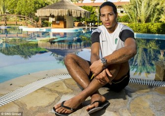 Image result for virgil van dijk girlfriend