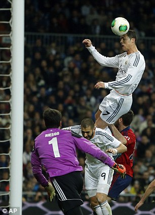 Real Madrid News Now, Another jump awesome of CR7