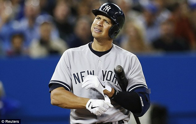 Alex Rodriguez Sues Major League Baseball And Players Union Over