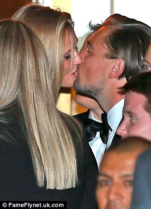 Smitten: The pair have been dating since May last year, and appear more smitten than ever