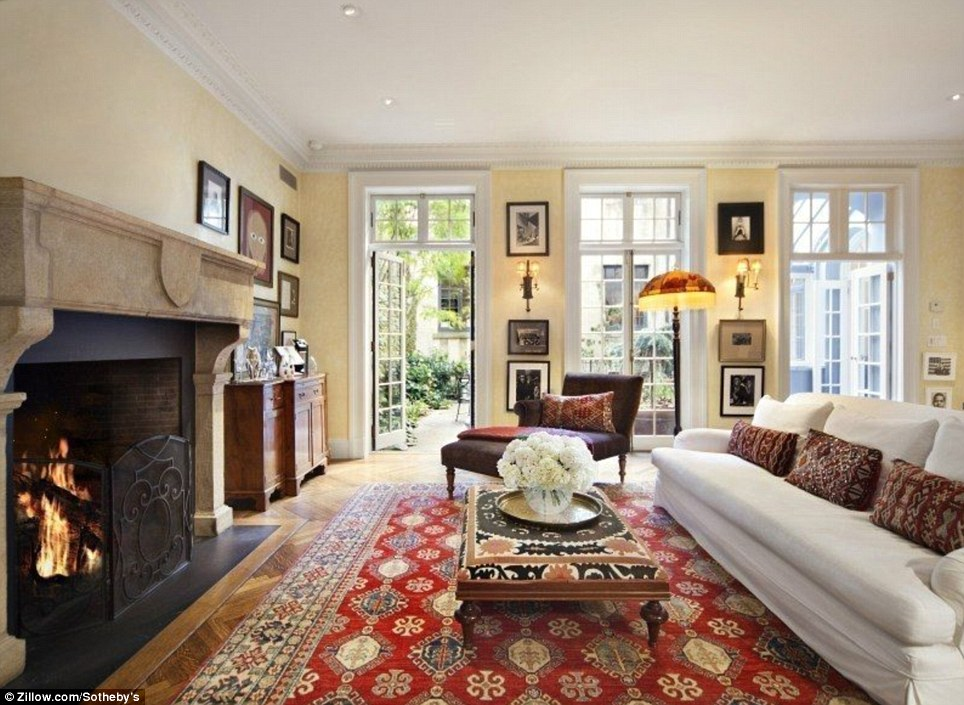 Inside Spike Lees 32m Manhattan townhouse  Daily Mail