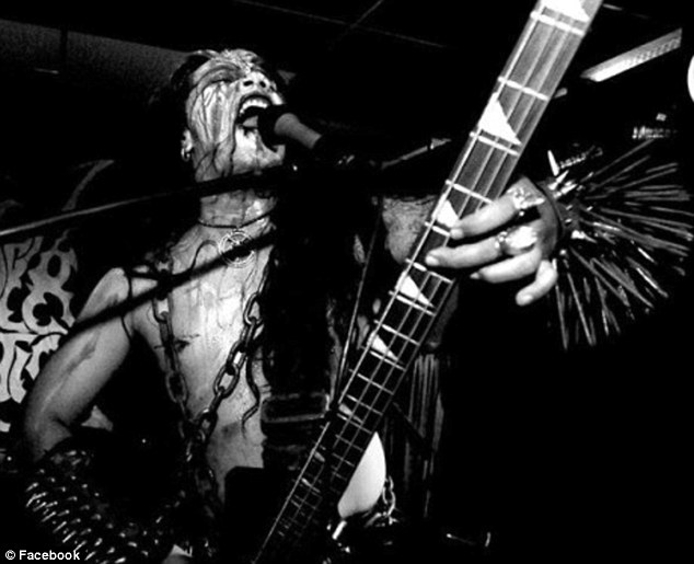 'Knifed 30 times': The leader singer of Thai black metal band Surrender of Divinity, Samong Traisattha, was allegedly stabbed to death by a crazed fan for 'tarnishing' Satanism