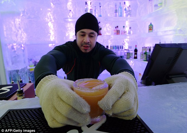 Gloved for your protection: It's not just chefs and sushi chefs: California's new law requiring food workers to wear gloves affects bartenders, too