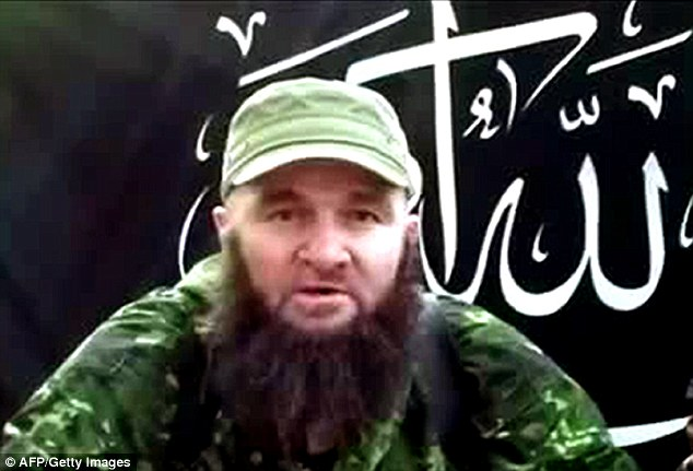 Dead? Doku Umarov is reported to have been killed by Russian secret services