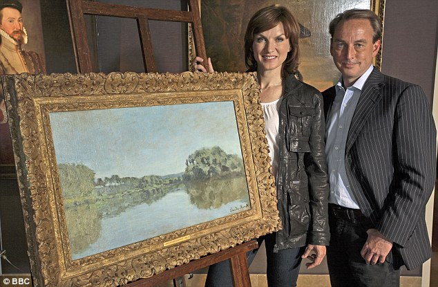 Hunt Is On For EBay Bargain Painting Worth £250 000