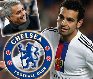 EXCLUSIVE: Chelsea beat Liverpool to sign £11m 'Egyptian Messi' Salah from Basle