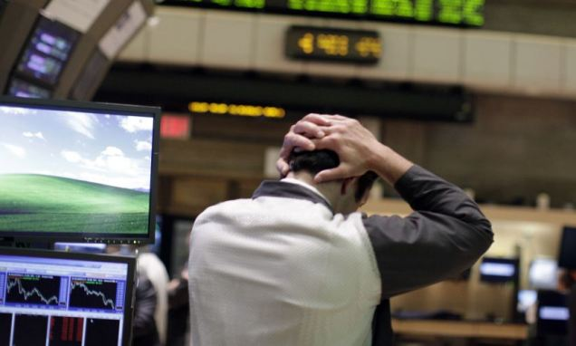 Shares take a hit as plunging currencies unnerve global investors  This is Money