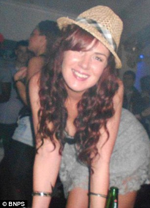 Gemma Moss from Bouremouth, Dorset, is believed to have become the first woman in Britain to die directly from cannabis poisoning