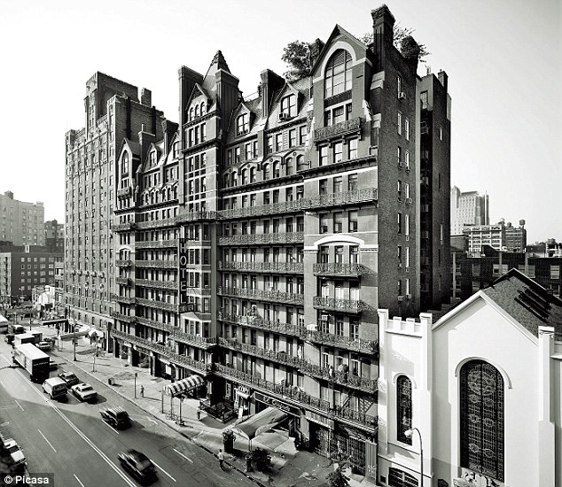 New Yorks Chelsea Hotel Its where Arthur Miller hid