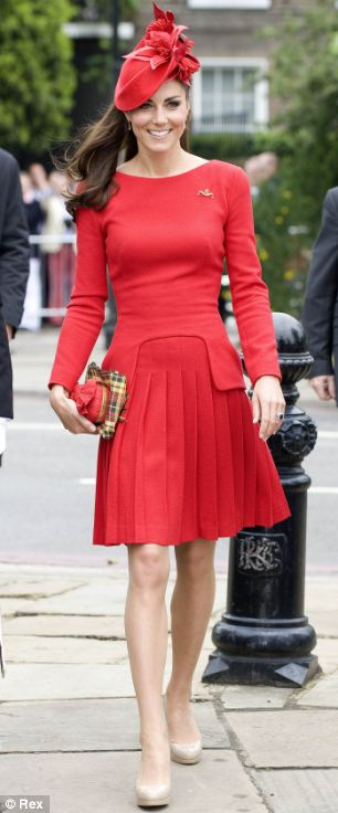 Kate Duchess of Cambridge rumoured to be getting regal makeover ordered by the Queen  Daily