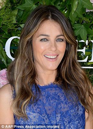 Connected? Liz Hurley's alleged ex Tom Sizemore has been recorded recounting the time in 1998 when he reportedly arranged for then-President Bill Clinton to meet up with the British model