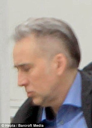 Nicolas Cage Ditches Hair Dye And Allows His Natural Grey