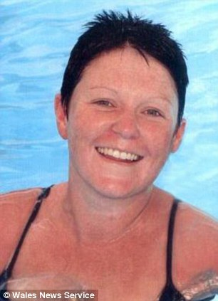 Joanna Hall 35, who was murdered by her boyfriend Steven Williams in Tenby, West Wales