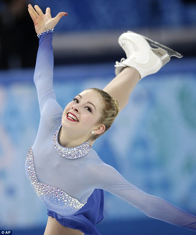 She nailed it! Gracie Gold hit every one of her 11 jumps in the team competition over the weekend in Sochi