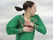 figure skater's unfashionable