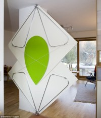 Amazing shapeshifting doors flip and fold open at the ...