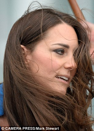 Time For A New Hair Style Kate Critics Say Duchess Of