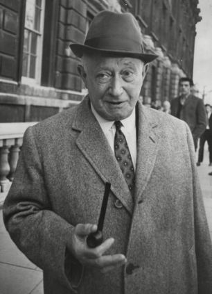 Emanuel Shinwell was a Labour MP from 1922-24, 1928-31, 1935-70