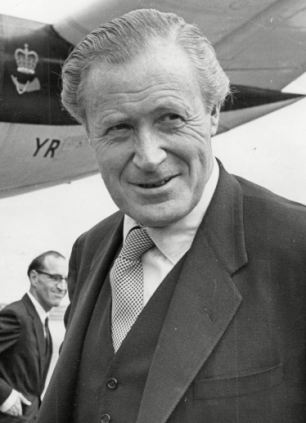 Duncan Sandys was a minister in successive Conservative governments in the 1950s and 1960s, and was for some years the son-in-law of Sir Winston Churchill