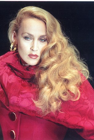 Jerry Hall Impulsively Chops Off Iconic Mane Unchanged For
