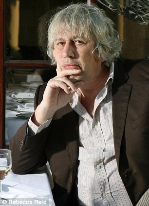 Rod Liddle is pictured in Notting Hill, in September 2009