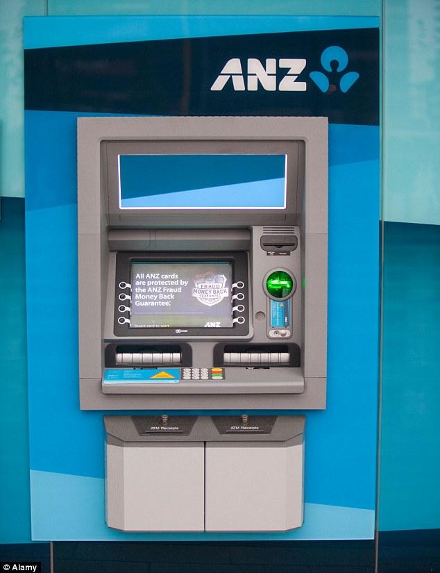 GAYTM Sydney glams up its cash machines for Mardi Gras
