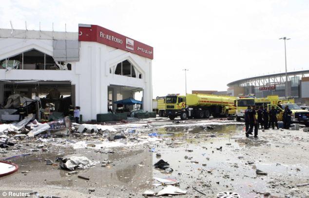 Major General Saad bin Jassim al-Khalifi, Qatar's head of public security, said Arabs, Asians and one Qatari were among the dead and wounded
