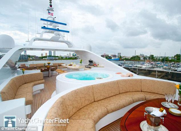 World Class 145 Foot Yacht Used For Wolf Of Wall Street Available To Rent For 500K Per MONTH