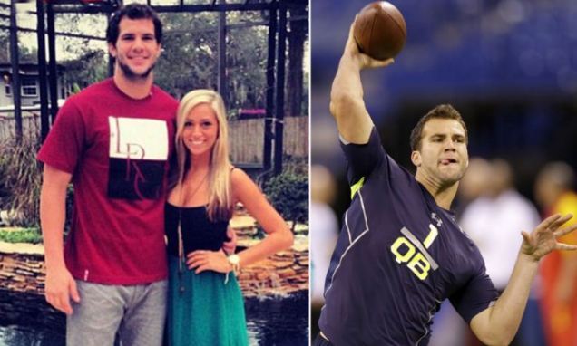 NFL Prospect Blake Bortles Asked Questions About
