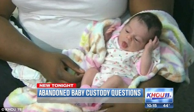 Teenage Mother Who Confessed To Abandoning Baby In