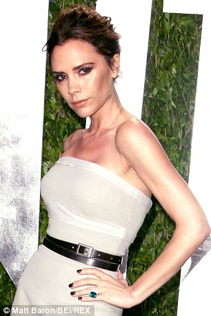 Victoria Beckham's skin is looking flawless