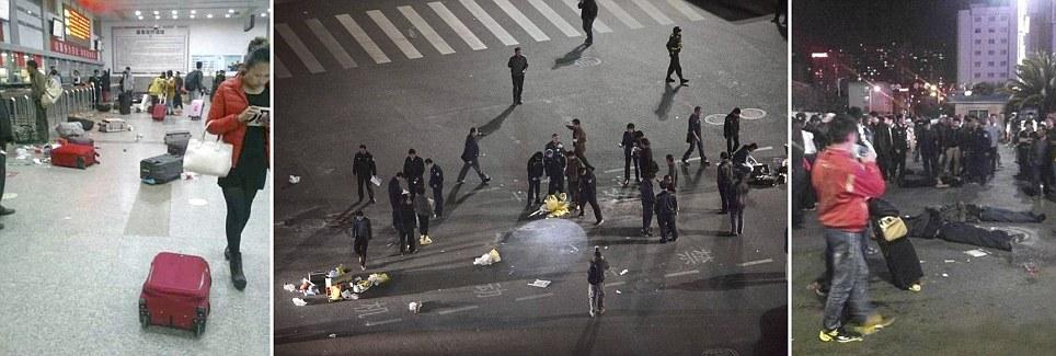 Chine massacre