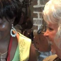Paula Deen Kitchen Cabniets As Plans $75m Comeback, Cook Who Accused Her Of ...