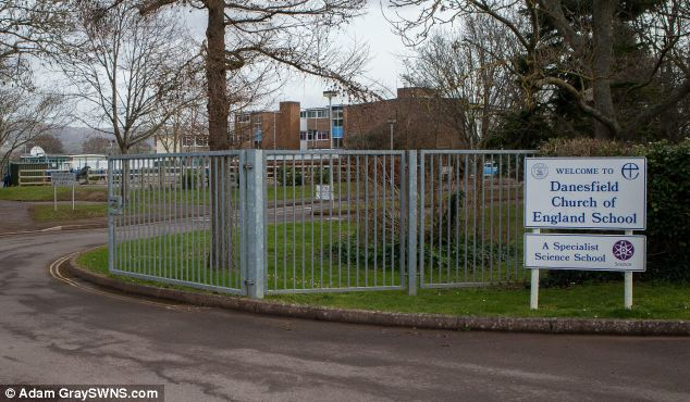 The teacher has now been suspended and the school has launched an investigation