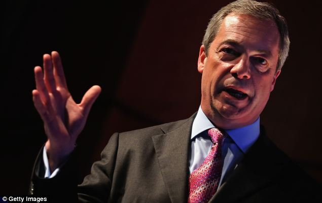 Ukip leader Nigel Farage has sought to prevent further embarrassment for the party by checking the views and background of candidates