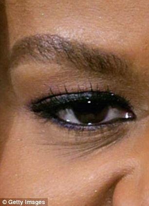 Michelle Obama Eyebrows : michelle, obama, eyebrows, Michelle, Obama, Tattooed, Eyebrows, Eyebrow, Poster