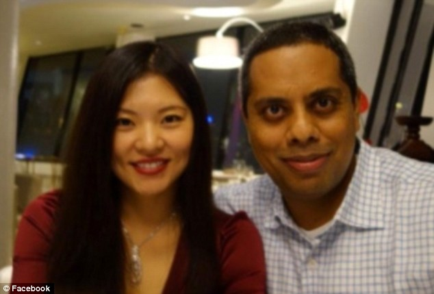 The two Canadian passengers were identified as mining executive Muktesh Mukherjee and his wife Xiaomo Bai