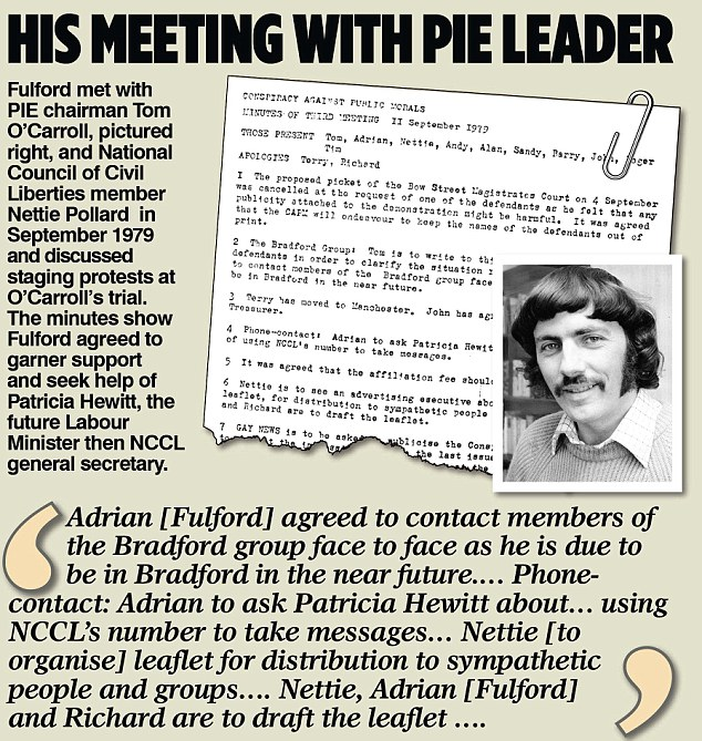 His Meeting With Pie Leader